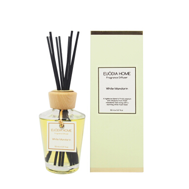 EUÓDIA HOME White Mandarin Fragrance Diffuser 150 ml