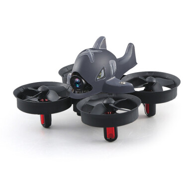 Eachine E010S PRO 65mm 5.8G 40CH 800TVL Camera F3 Built-in OSD High Hold Mode RC Drone Quadcopter Grey