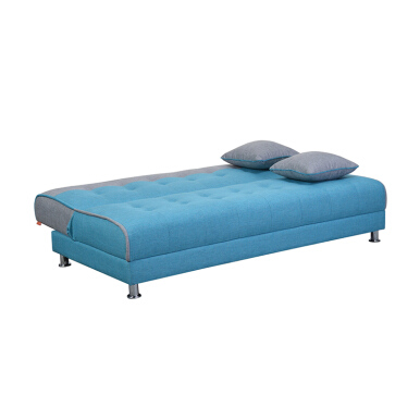 OSCAR LIVING Sofabed IVANKA two tone - Kind Blue - Jabodetabek Only