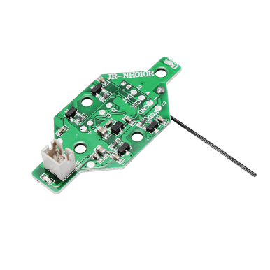 Eachine E010C RC Quadcopter Spares Parts Receiver Board Multicolor