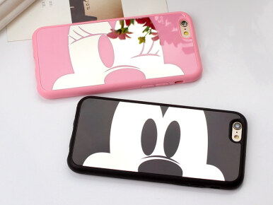 Mickey Minnie Black Pink