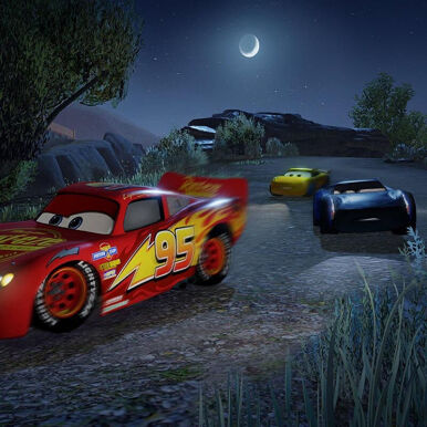 NINTENDO Switch Game - Cars 3: Driven to Win