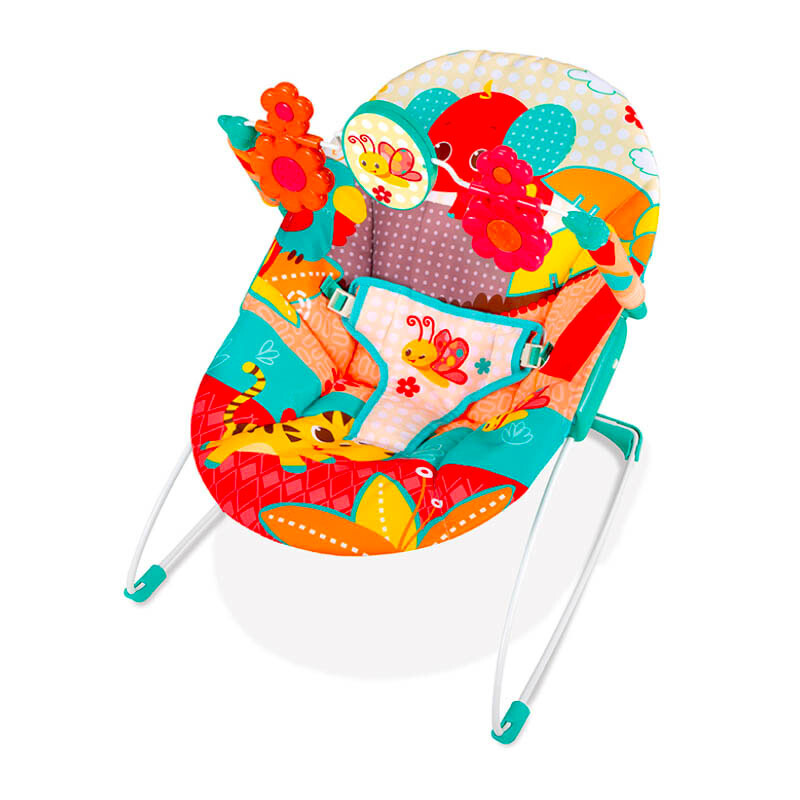 COCOLATTE WEELER Bouncer Music and Soother CL 6956 - All color