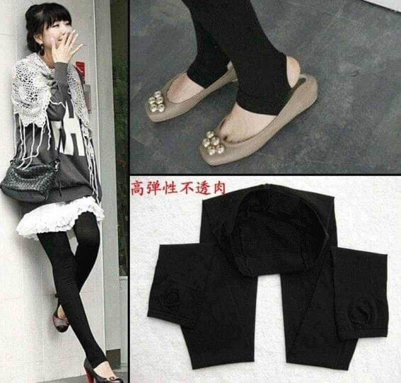 Jual Legging Injak Import Ayunira Long Pant Wanita Star Fashion