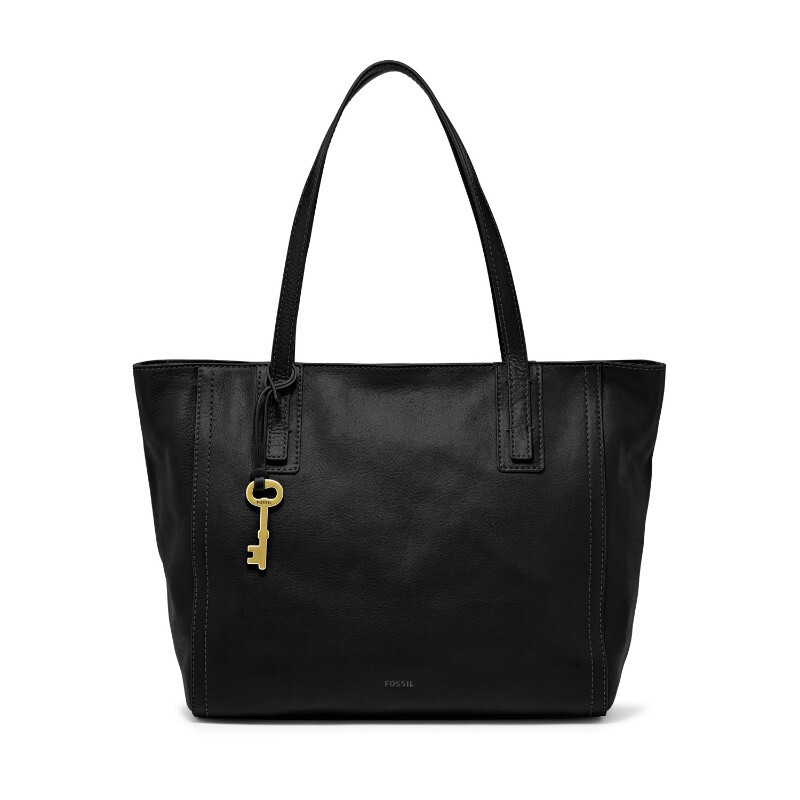 Jual Fossil Emma - Leather - Tote - Black - Tas Wanita - ZB6844-001 - SL  Urban Icon Official Store 5025c065b9