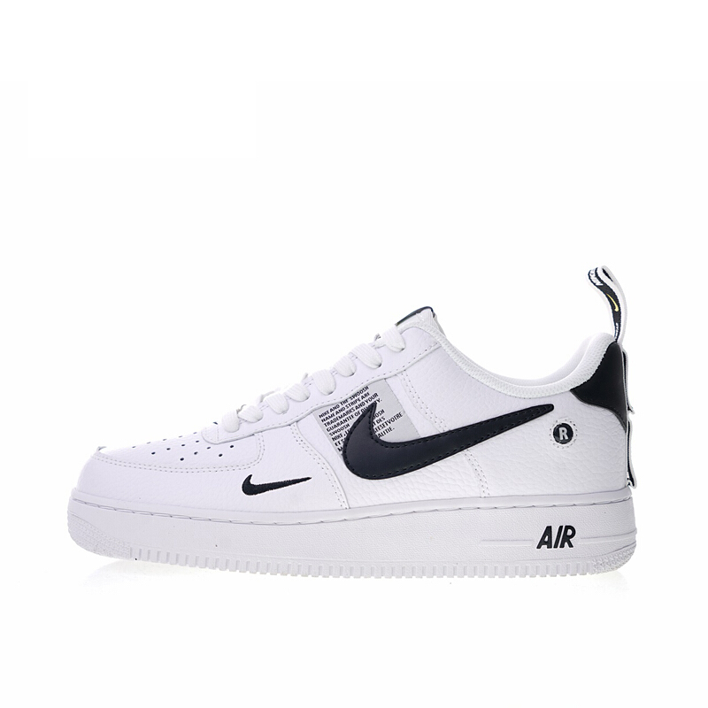 online store a8164 4a399 Jual Nike Air Force 1 07 LV8 Utility Pack Men s Comfortable Skateboard  Sneakers  AJ7747-100 -Black White EUR 40 Sports shop