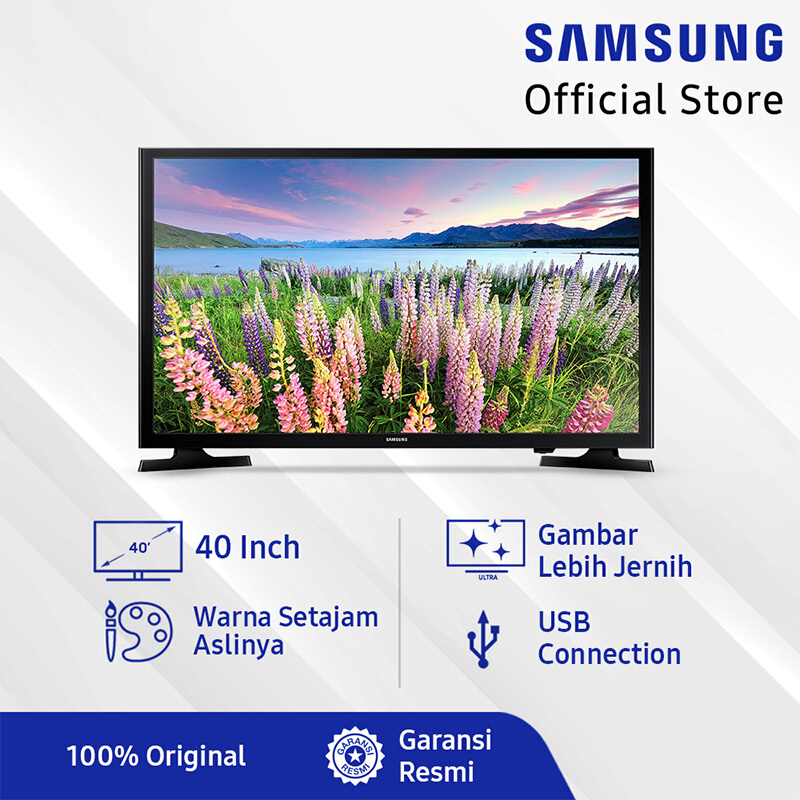 SAMSUNG LED Smart TV 40 Inch FHD Digital - UA40J5250DK