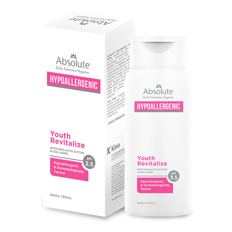 ABSOLUTE Hypoallergenic Youth Revitalize 150 ml