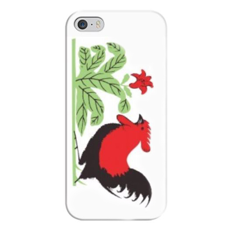 Jual CASE MANGKUK AYAM JAGO Softcase for Apple iPhone 5/5s Combo Cell - Mobile Phone