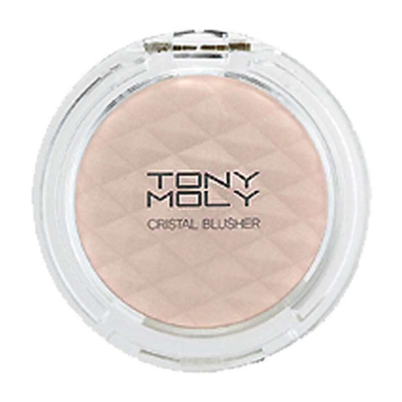 TONY MOLY Crystal Blusher #08 Gold Glamour