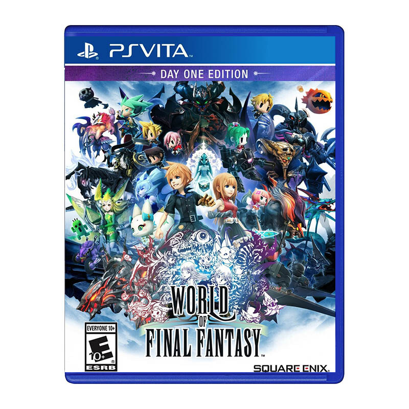 SONY PS Vita Game - World of Final Fantasy