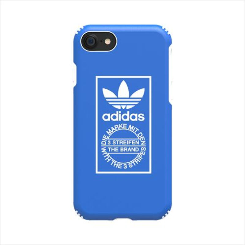 ADIDAS TPU Hard Cover for iPhone 7 - Blue White