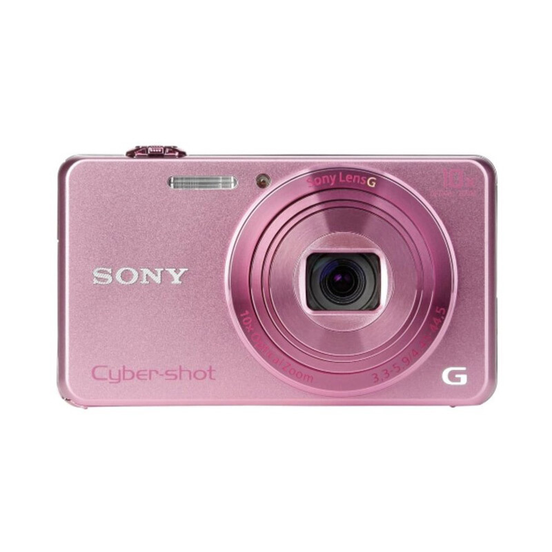 SONY Cyber-shot DSC-WX220 - Black/Pink/Gold