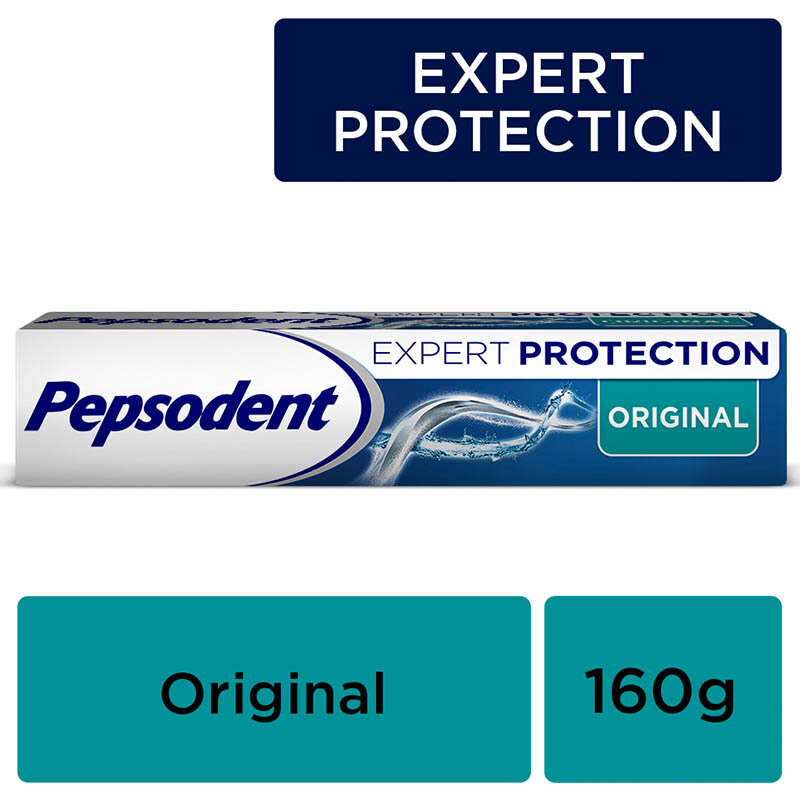 PEPSODENT Expert Protection Complete 160g