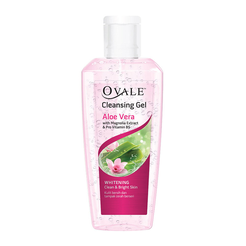 OVALE Cleansing Gel Whitening 60ml