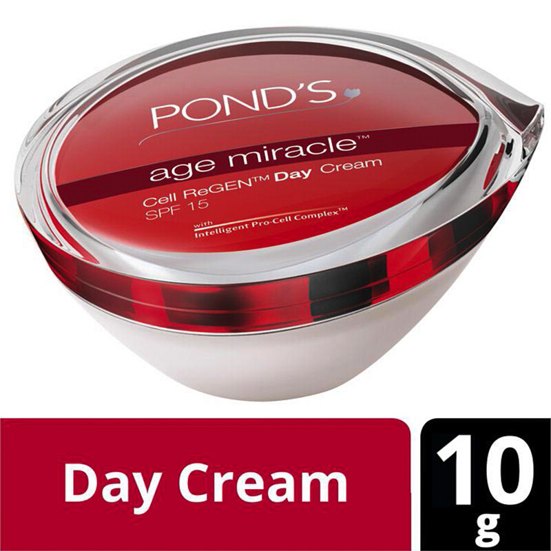 PONDS Age Miracle Cell Regen Day Cream Jar 10g