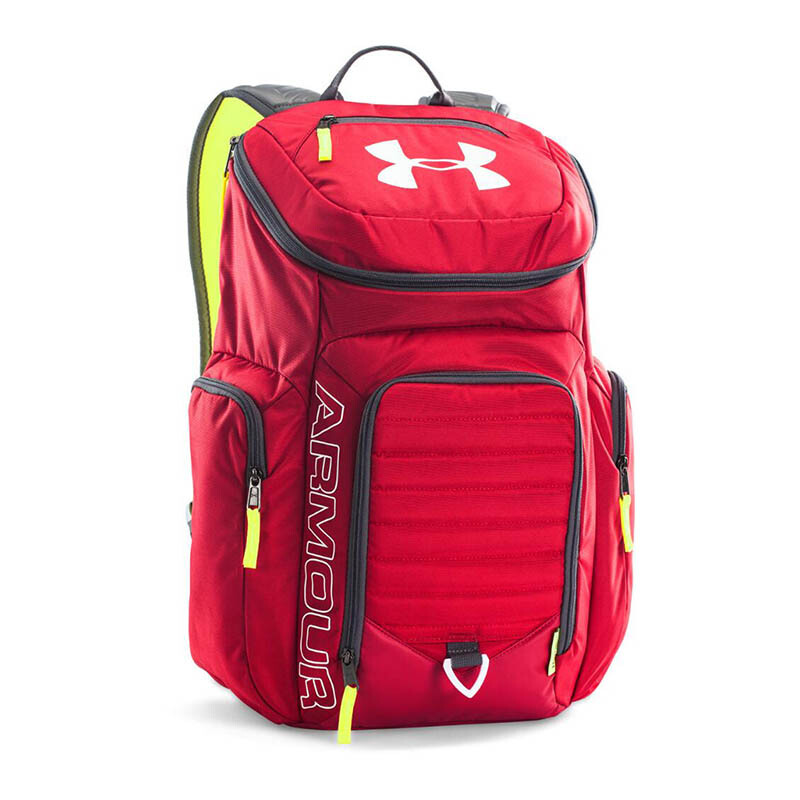 Jual 1263963-600 UNDER ARMOUR UA Undeniable Backpack II - Red  OSFA  SPRT 08312912bf