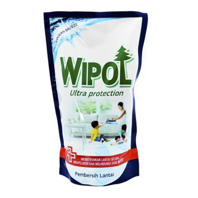 WIPOL Ultra Protection Aqua Pouch 750ml
