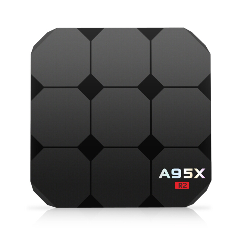 A95X R2 Android 7.1 H.265 RK3328 Quad-core TV Box EU PLUG