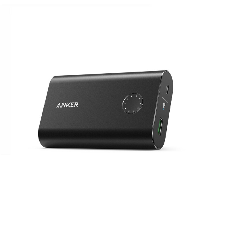 ANKER PowerCore+ 13400mAh - Black [A1315H11]