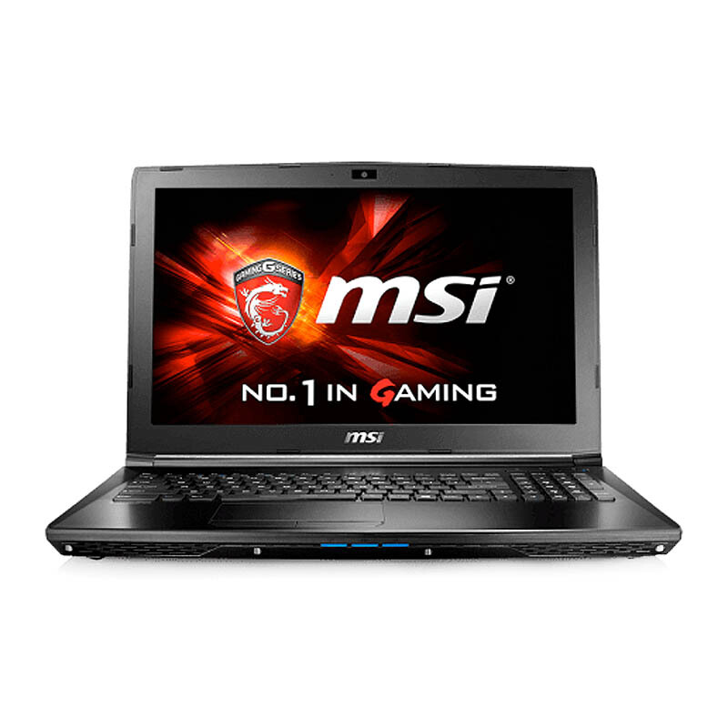 "MSI GL62 7RD-493 15.6"" FHD/ i7-7700HQ/8GB/1TB+128GB SSD/nVidia Geforce GTX 1050 4GB/DOS - Black"