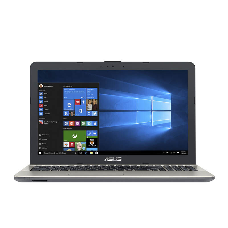 "ASUS X541UA-GO1146D 15.6""/i3-6006U/4GB/1TB/Intel HD Graphics/Dos - Black"