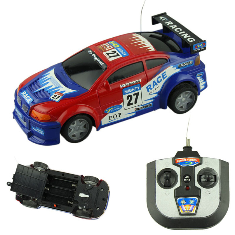 BESSKY RC Car RC Toy Car Remote Control Toy Car - Red