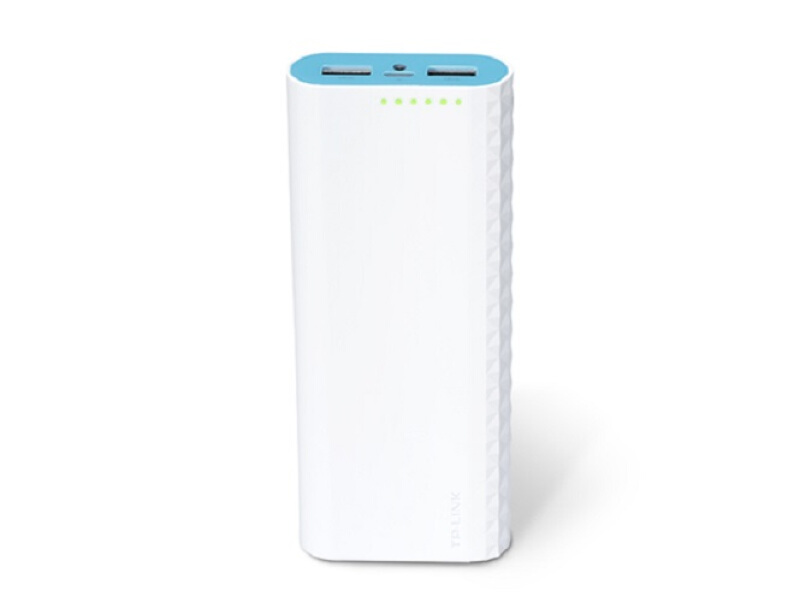TP-LINK Ally Series 15600mAh High Capacity Power Bank - White