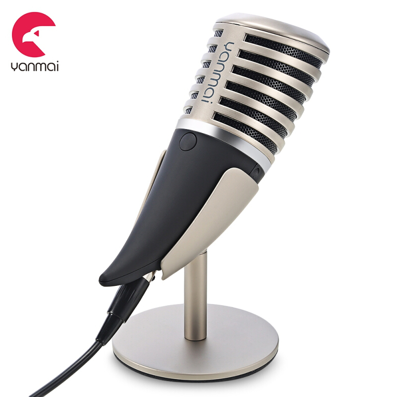 Yanmai SF - 700B Condenser Microphone 3 Polar Patterns