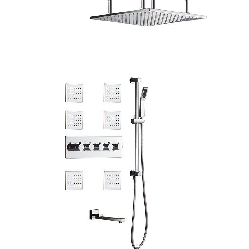 HIDEEP Shower faucet HI05005 ---Chrome
