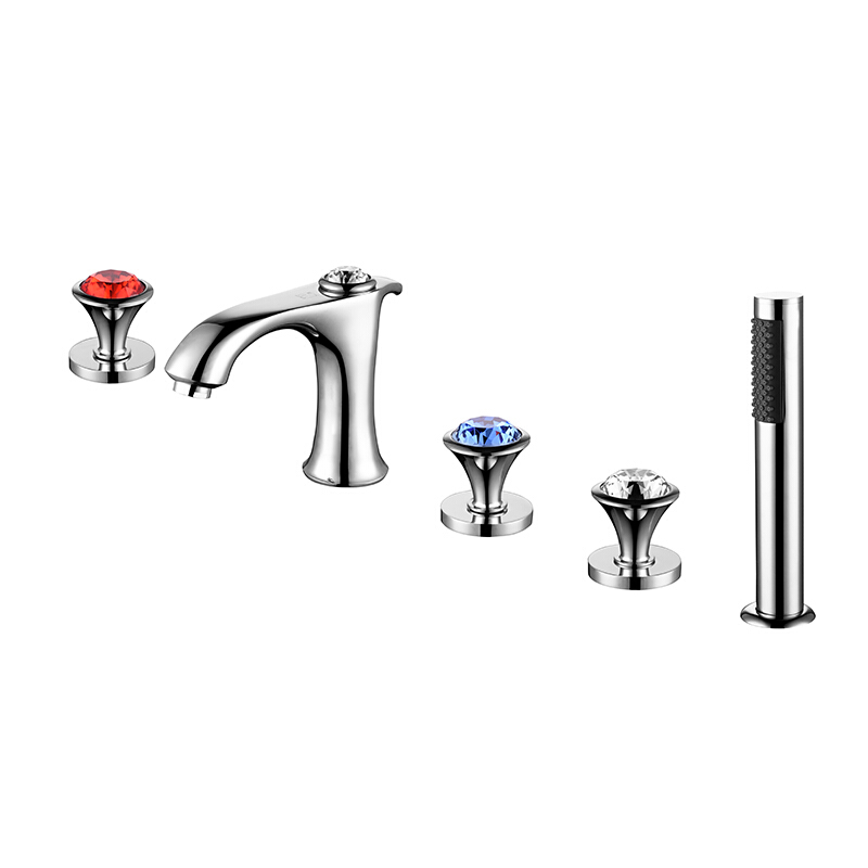 HIDEEP Bathtub faucet HI07003 --- Chrome