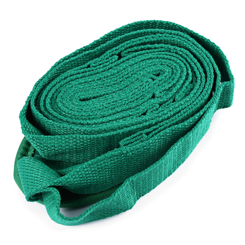 Cotton Yoga Stretching Exercise Strap