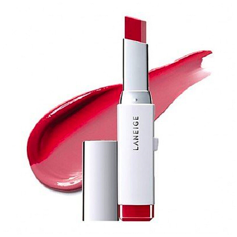 LANEIGE Two Tone Lip Bar #02 Red Blossom