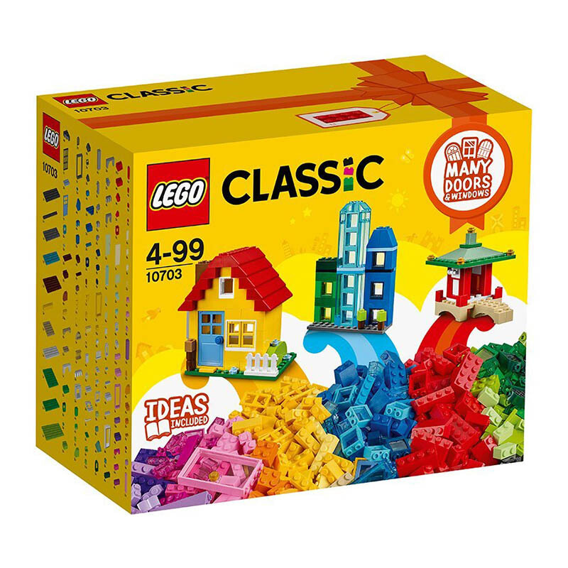 LEGO Classic Creative Builder Box 10703