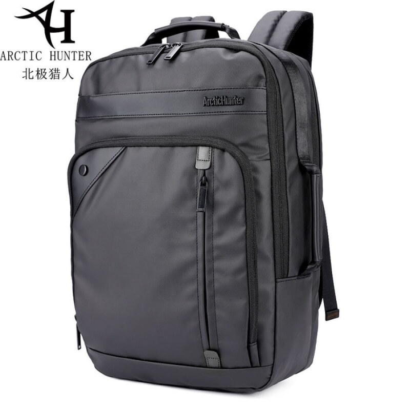 Jual Arctic Hunter Tas Ransel Laptop Premium Executive Business Backpack Oxford - Hitam mairu.store