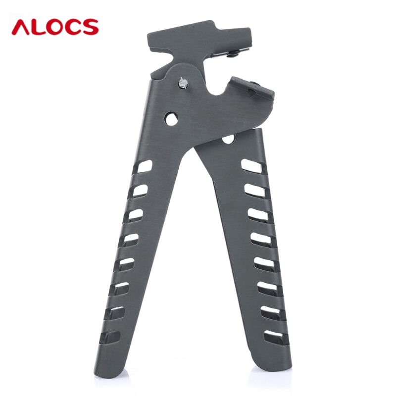 ALOCS CW - G03 Pot Pan Bowl Gripper Handle Clip for Camping