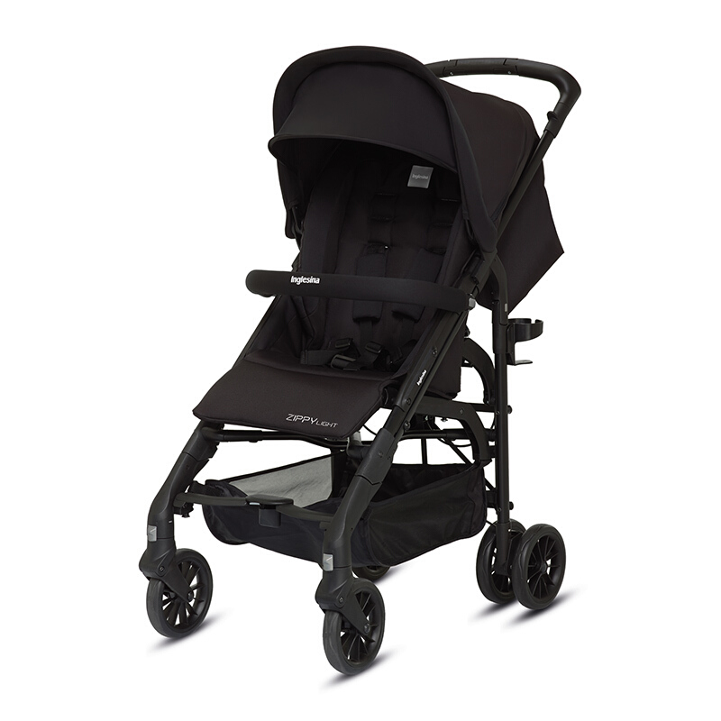 INGLESINA Stroller Zippy Light Total Black AG40H0TBK