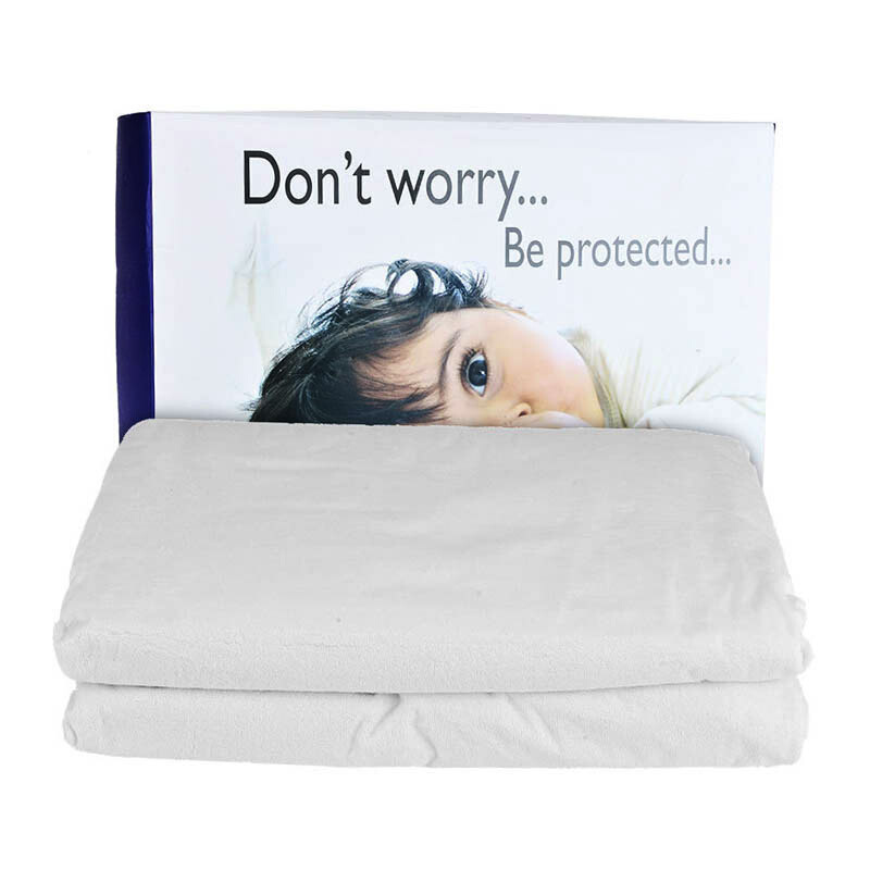 VALERIE Mattress Protector Waterproof - 200x200Cm