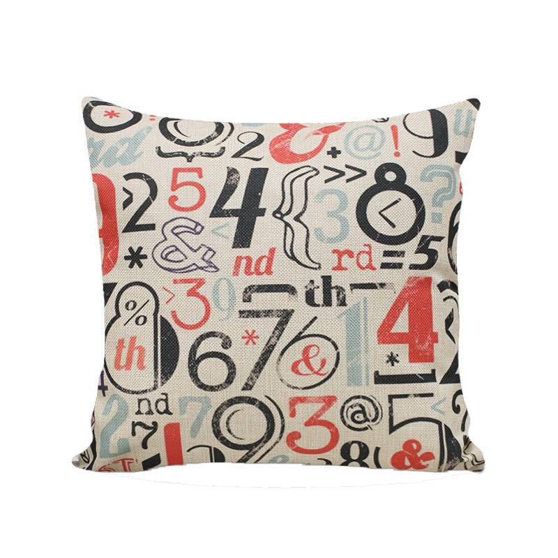 JYSK CUSHION COVER 15DA181 40X40CM ASSORTED