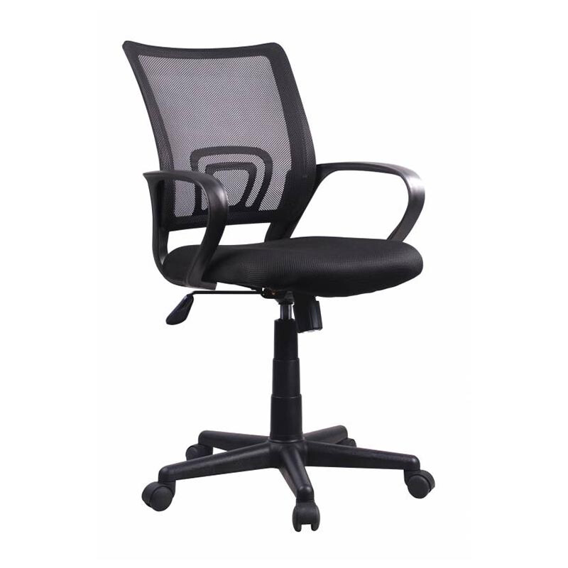 JYSK Office Chair Spjald 57x54x98 Black