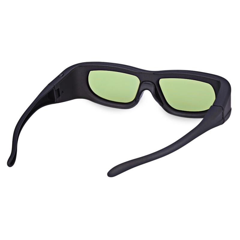 Gonbes G05A Bluetooth Infrared Signal Active Shutter 3D Movie Game Glasses for TV G05A