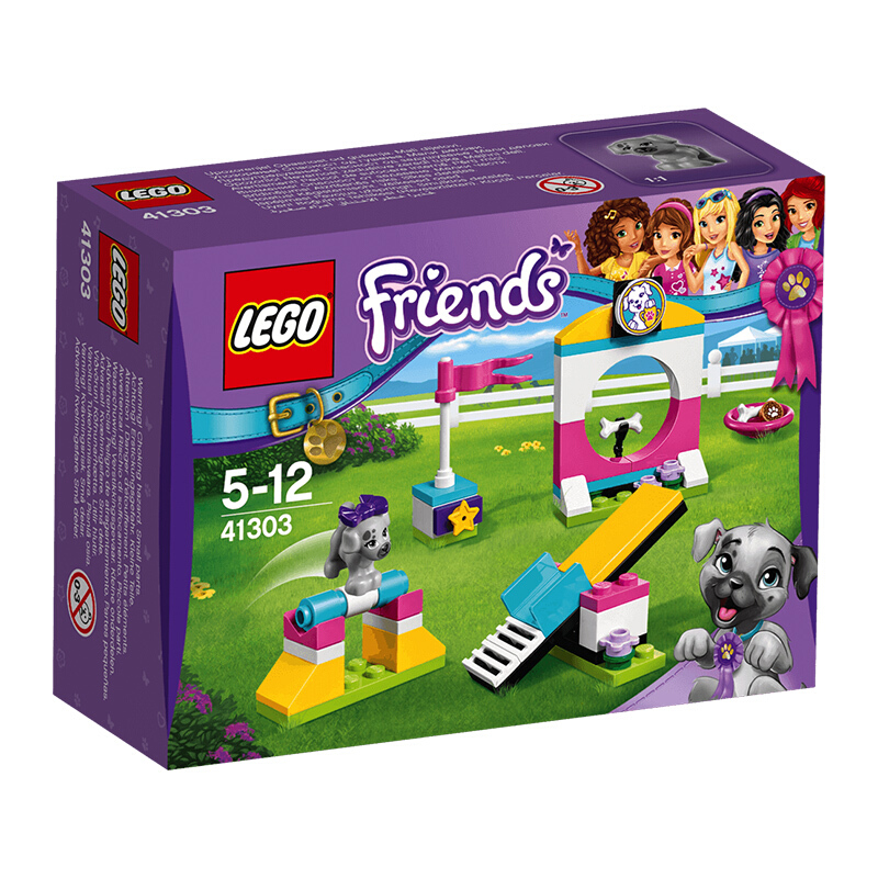 LEGO Friends Puppy Playground 41303