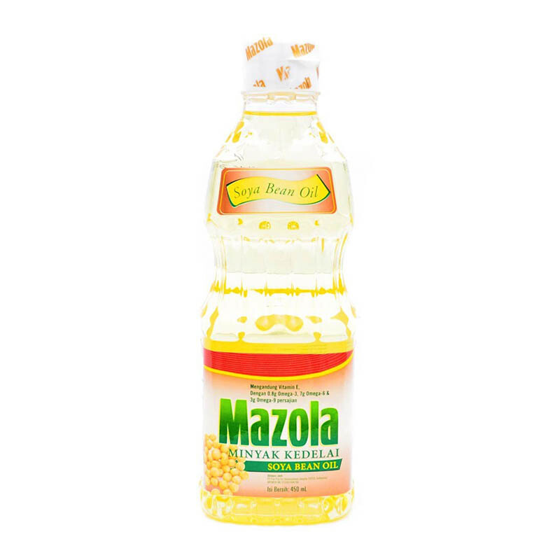 MAZOLA Soya bean Oil 450ml