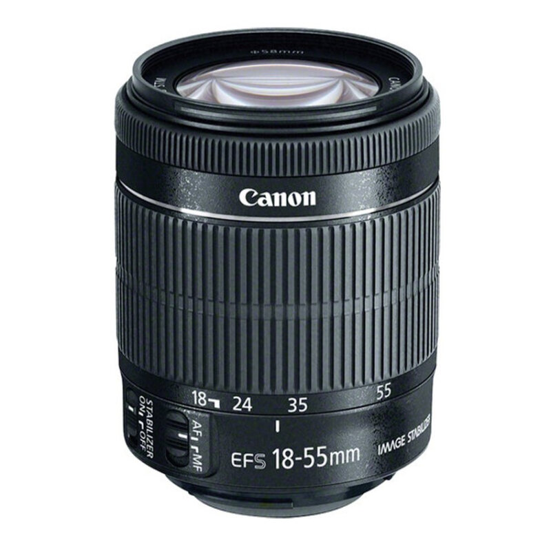 CANON EF M18-55mm F/3.5-5.6 IS STM