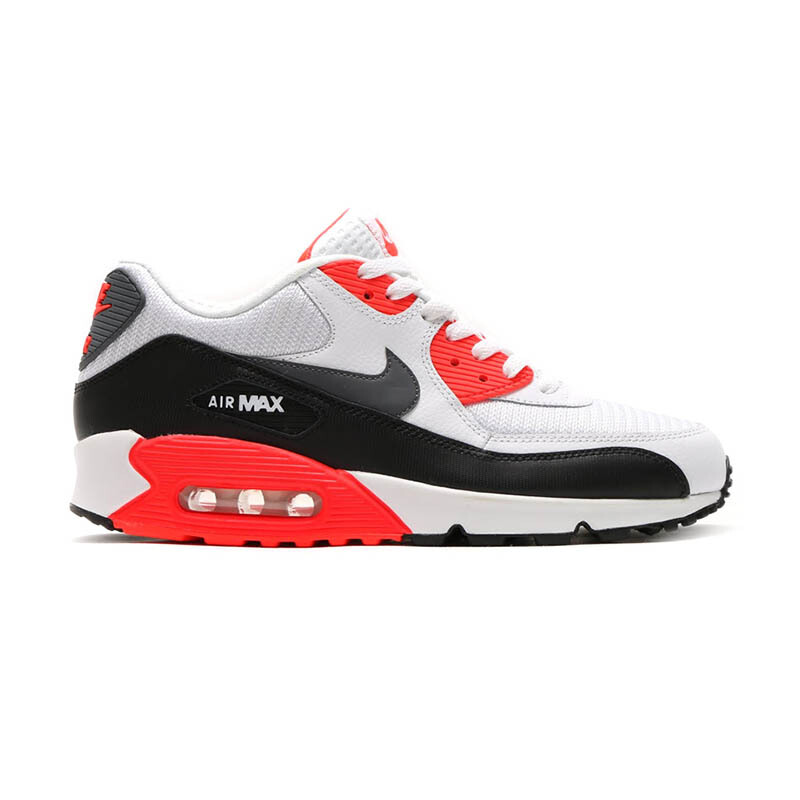 Jual NIKE Air Max 90 Essential WhiteRed [45] 537384 126 JD.id