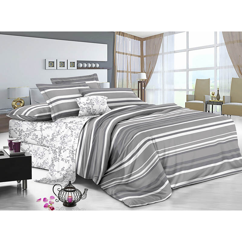 PANTONE Quintana-B Sprei - Superking Fitted / 200 x 200 x 40