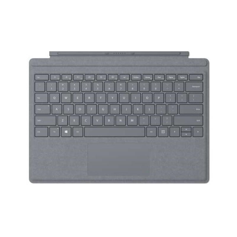 MICROSOFT Surface Pro 5, Surface Pro 4, Surface Pro 3 Type Cover - Platinum