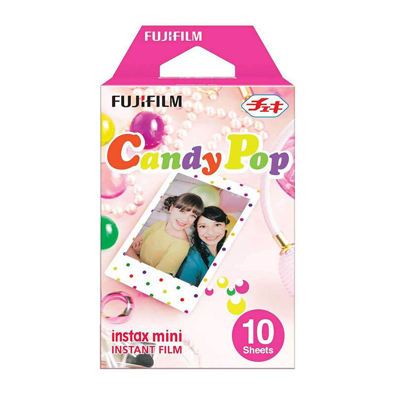 FUJIFILM Instax Paper Film Candy Pop Single Pack