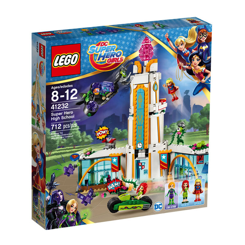 LEGO Super Heroes Super Hero High School 41232