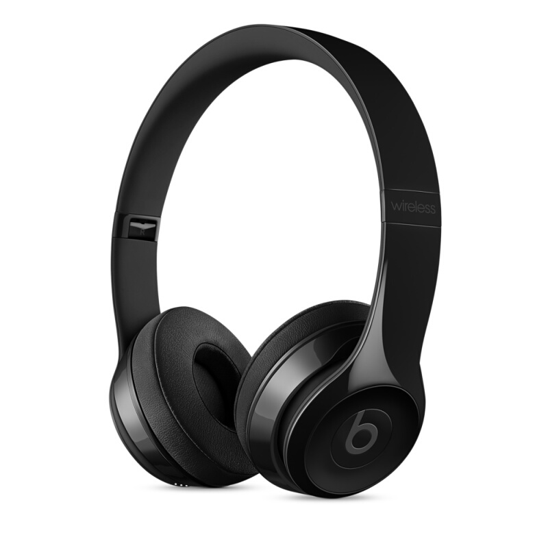 BEATS Solo 3 Wireless Headphone - Black